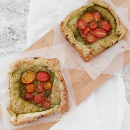 Puff Pastry Tarts