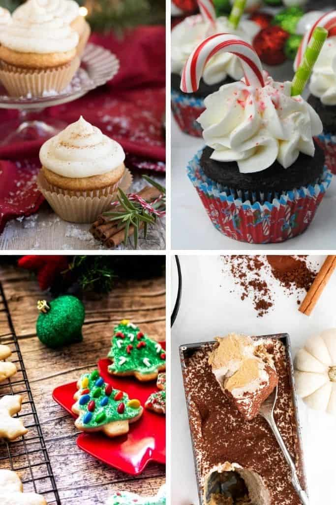 11 CHRISTMAS DESSERT RECIPES