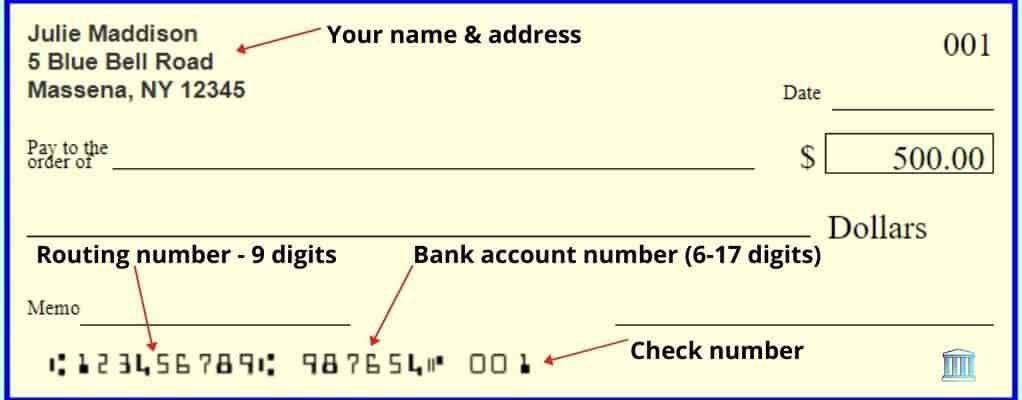 Routing Numbers for Citibank