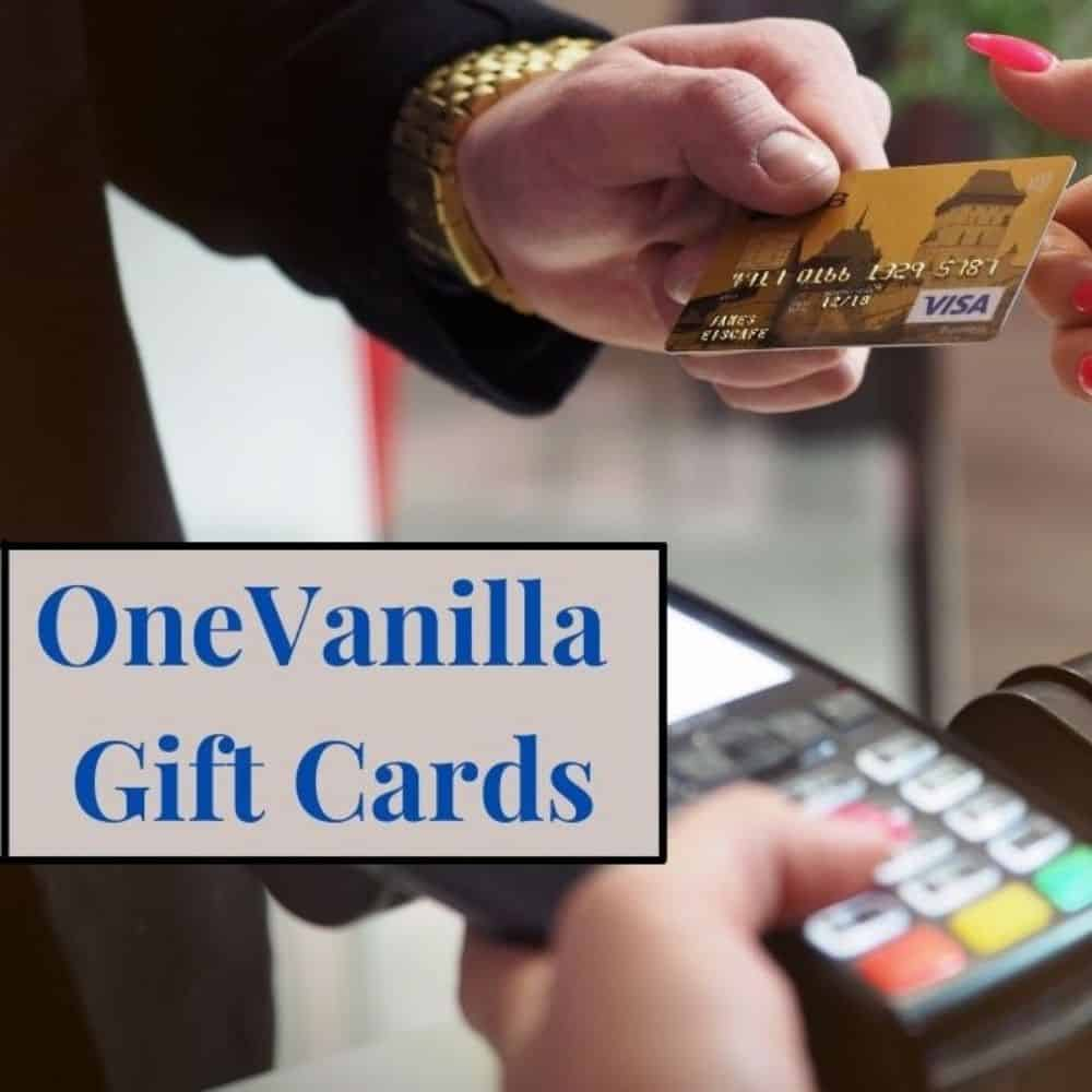 OneVanilla Gift Card: Everything you need to know!